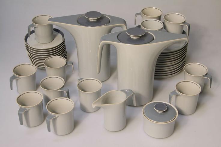 17 best images about kaffee teeservice on pinterest vintage tableware zen design and bauhaus. Black Bedroom Furniture Sets. Home Design Ideas