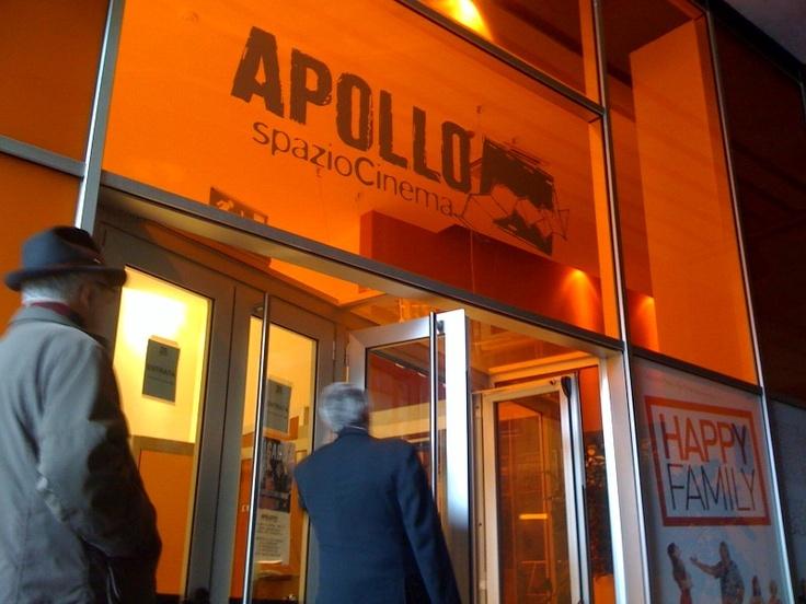 Cinema Apollo. Galleria De Cristoforis 3 (Centro) Milano. Foto di Organirama