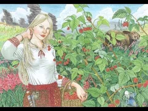 W moim ogródeczku - wykonanie Rokiczanka