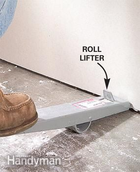 How to Hang Drywall: Use a Lift | Hanging drywall, Drywall ...