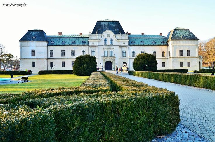Renesančný kaštieľ v Humennom //autor fotografie: Irenine Fotografie Slovakia
