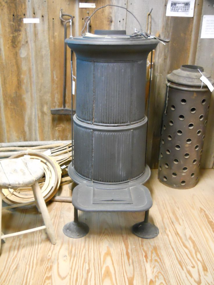 Round shop wood stove. https://www.youtube.com/user - 43 Best Stoves Images On Pinterest