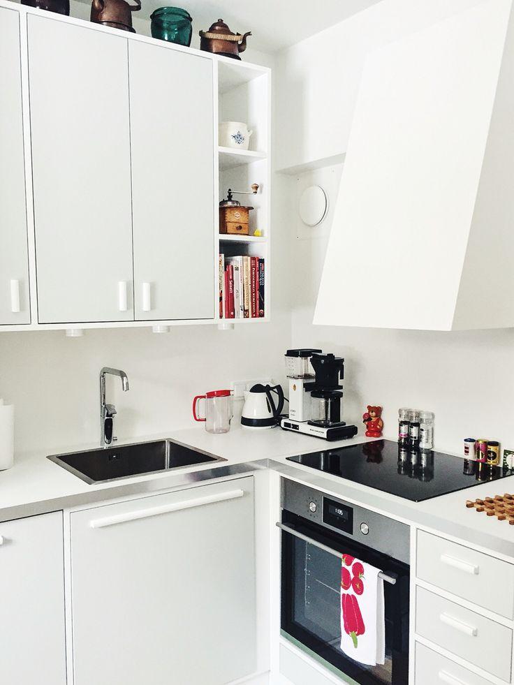 Our bespoke retro kitchen design