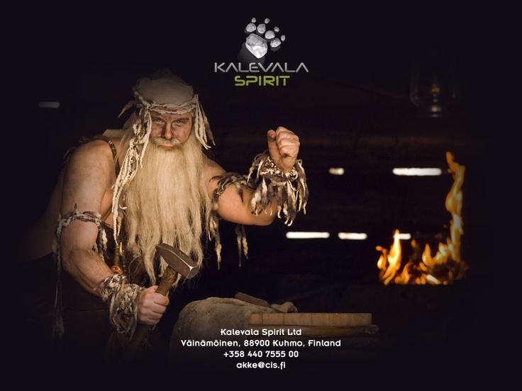 Kalevala Spirit Ltd  #Kalevala #Kuhmo