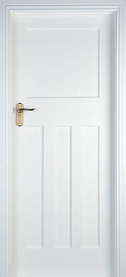 internal doors | Solid Pre-Primed Doors | Edwardian (40mm)