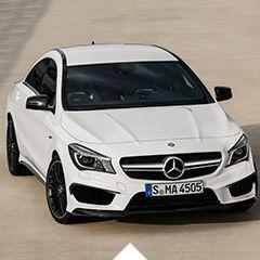 Concurso Dream Car Mercedes-Benz | Experiencias Mercedes. CLA 45 AMG.