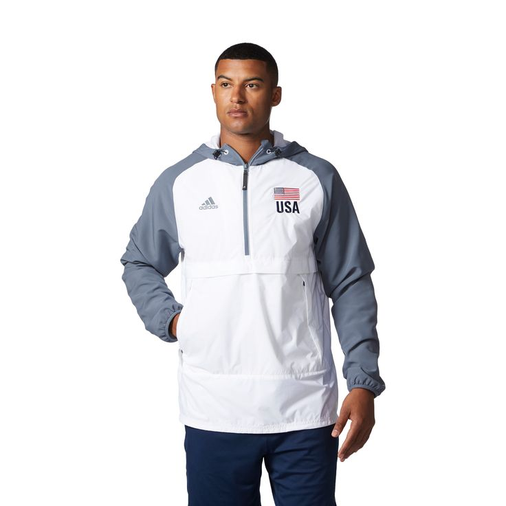 USA Volleyball Anorak Jacket | USA Volleyball Shop