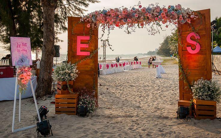 Eisha and Sanjay | Rayong Marriott Resort & Spa | Thailand Wedding | WeddingSutra