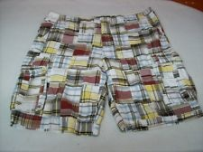 Old Navy Mens Plaid Shorts Multi color Utility Poccket regular fit size 44 EB924 $29.95 BO Free Shipping. Accessorizing is very important for Your Personal Style! Island Heat Products www.islandheat.com today's clothing Fashions and Home Goods with Great Family Gift Idea's.