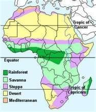 East and South Africa Lesson-tons of ideas and activities for Africa/David Livingstone