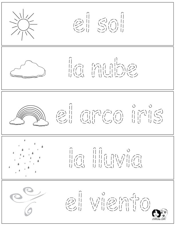 Printables Beginning Spanish Worksheets 1000 ideas about spanish worksheets on pinterest learning spring printouts for kids httpwww chillola