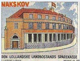 Nakskov, Nybrogade 1 (Opført, 1930)