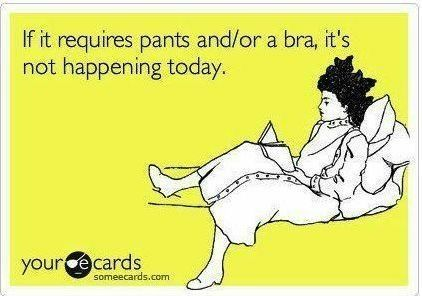 It's not happening today... lol