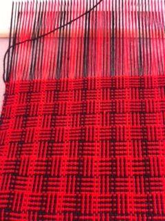 Barracan en Rojo By Ruth