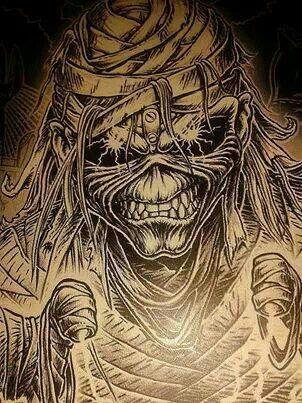Eddie-Iron Maiden.........................