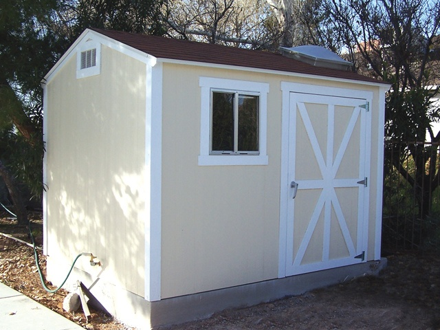 Premier Standard Ranch 8x12 By Tuff Shed Storage