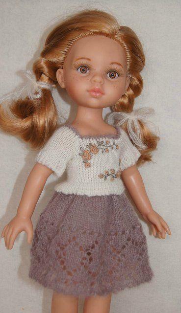 Платьишки для Паолок / Одежда и обувь для кукол - своими руками и не только / Бэйбики. Куклы фото. Одежда для кукол