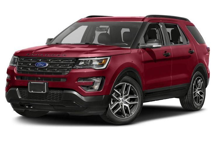 2017 Ford Explorer Sport for sale in Edmonton, Alberta