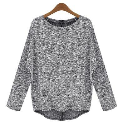 Zipper Back Asymmetric Shirt Price: $24.95 Qualifies for free shipping #top #fashion