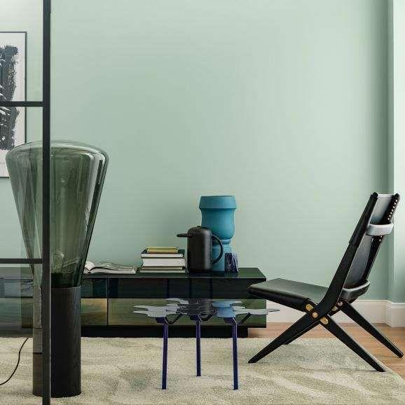 Pin Von Designermobel Auf Interior Design In 2020 Wandfarbe Grun Wandfarbe Wohnzimmer Wandfarbe