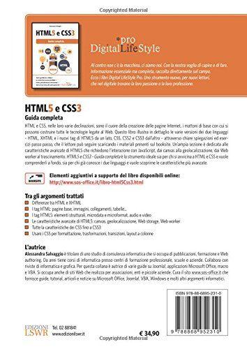 html5 e css3 guida completa