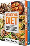 Ketogenic Diet: & Intermittent Fasting - 2 Manuscripts - Ketogenic Diet: The Complete Step by Step Guide for Beginner's & Intermittent Fasting: A Simple Proven Approach to Intermittent Fasting by Mark Evans (Author) #Kindle US #NewRelease #Crafts #Hobbies #Home #eBook #ad
