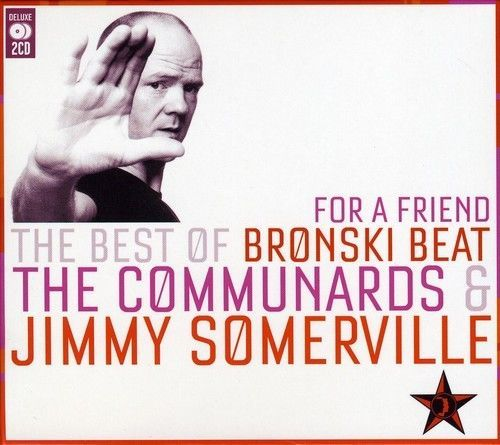 Jimmy Somerville  For a Friend: Best of [New CD]