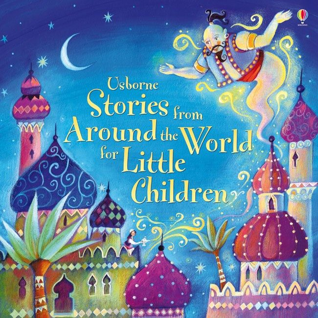 """Find out more about """"Stories from around the world for little children"""", write a review or buy online."""