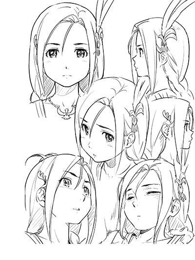 「翠星のガルガンティア」アニメ公式サイト | キャラクター | リナリア