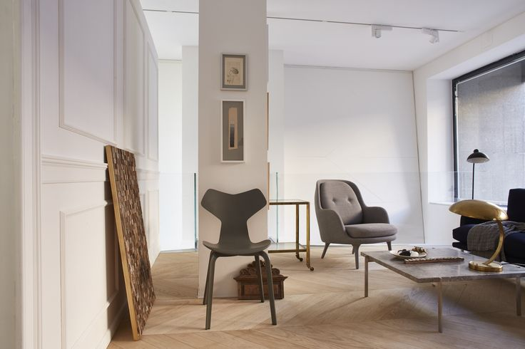The Home of Fritz Hansen, Milan 2015