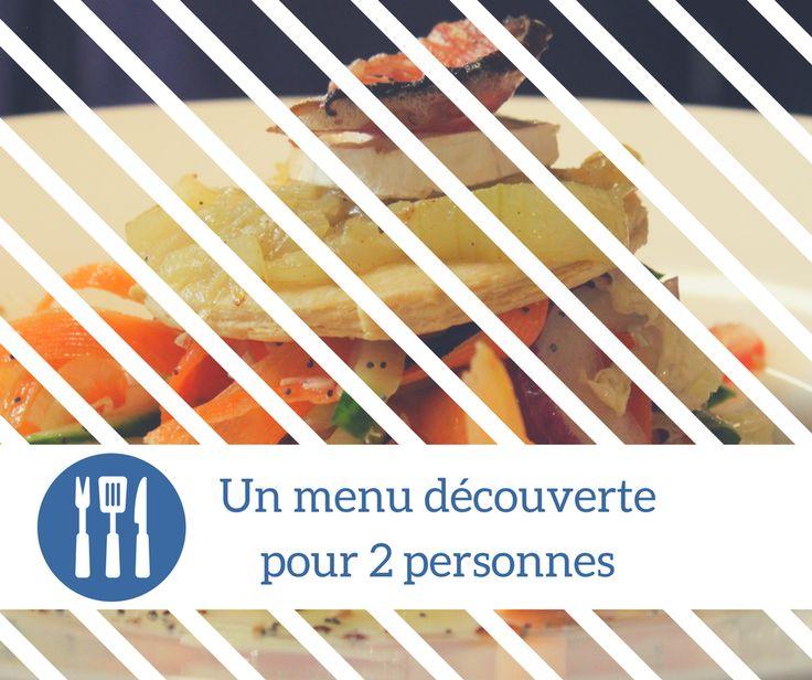 // Concours // de folie au restaurant ! À gagner : un menu découverte pour 2 personnes ! Venez vite jouer sur notre page Facebook ! https://www.facebook.com/restaurantescapades/ #concours #food #restaurant