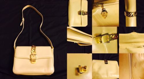 Vintage-Gucci-Disco-Sylvie-leather-shoulder-bag-Crossbody-Convertible-Clutch