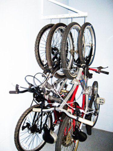 Best 25 Wall Mount Bike Rack Ideas On Pinterest Garage