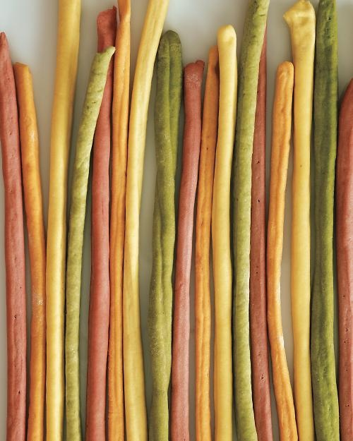 Classic Breadsticks Recipe - Martha Stewart