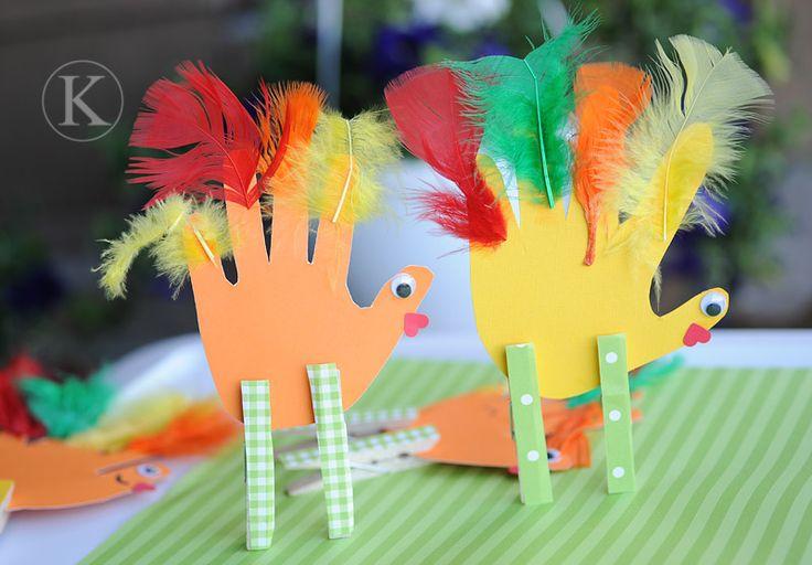Crafty turkeys