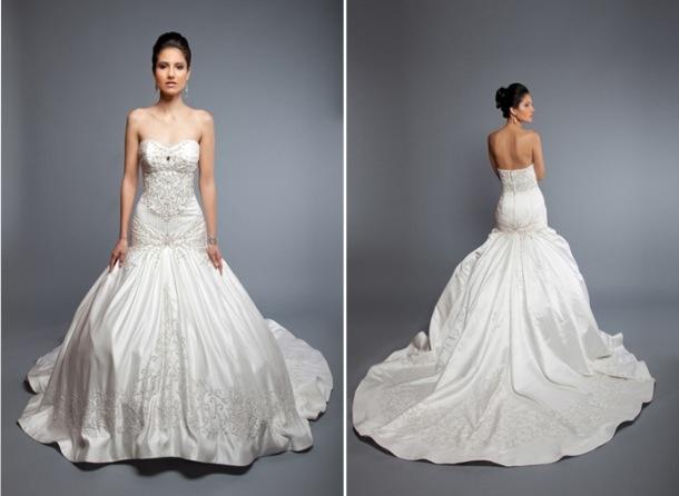 My Wedding Dress!!! Angel Rivera