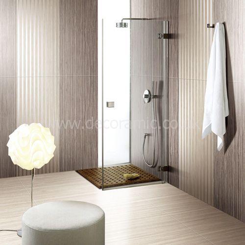 Pattaya Wood Effect Light Wood Porcelain Tile 1200x600mm Matt thin porcelain tile by Porcel-Thin