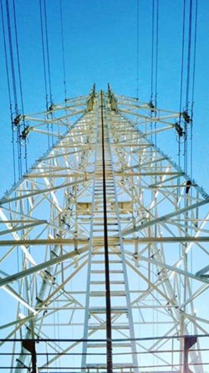 Lattice Climbing | Infinite Busbars | Utility pole, Infinite, Climbing