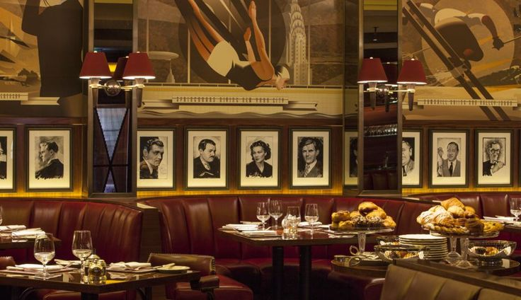Dining in Mayfair | The Colony Grill Room at The Beaumont