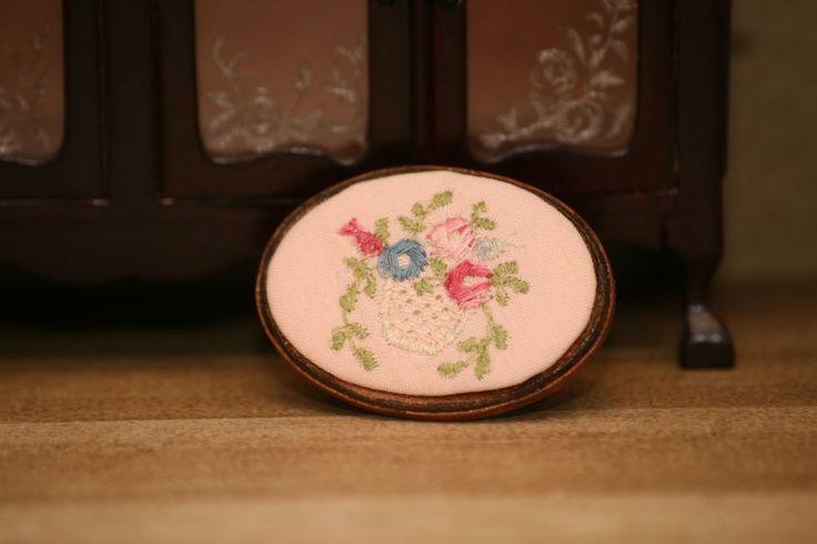 Footstool rozen - Footstool roses