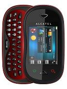 alcatel OT-880 One Touch XTRA specifications