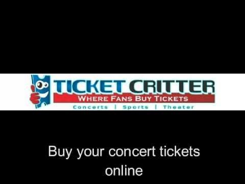 Ticket resale marketplace online. Buy your concert tickets online. Affordable sports tickets, concert tickets and theatre tickets online.  Best online cheap tickets at http://www.TicketCritter.com