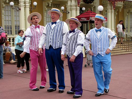 Barbershop Quartet Day: On April 11, 1938, the Society for the Preservation and Encouragement of Barbershop Quartet Singing in America was founded in Tulsa, Oklahoma, marking the official celebration of Barbershop Quartet Day. The image of four men wearing straw hats singing together with complex harmonies could be considered a cultural cornerstone of the 1940s.