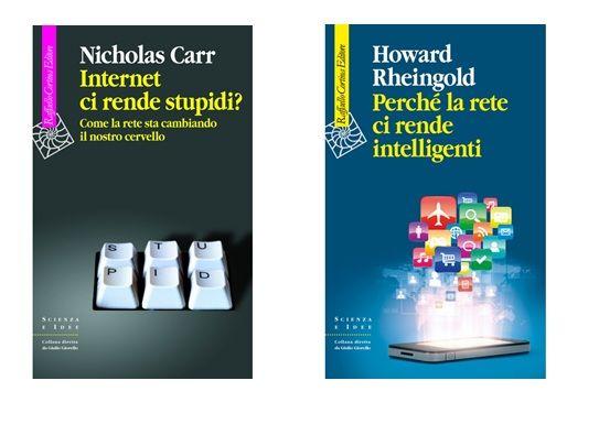 Intelligenza & web: due volumi a confronto