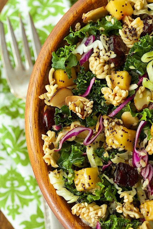 Healthy, Crunchy Salad Topping | Recipe | Salad topping ...