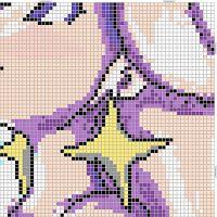 hama beads mini princesa estela 5
