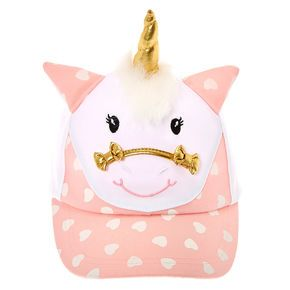 Kids Unicorn Baseball Cap,