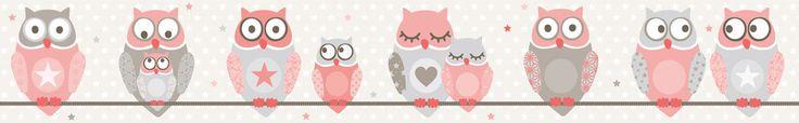 anna wand Bordüre Owl Stars » Jetzt online kaufen ✔ versandkostenfrei ab 20€ ✔ Große Auswahl an anna wand Wandtattoos ✔ Schnelle Lieferung (1-2 Tage) ✔