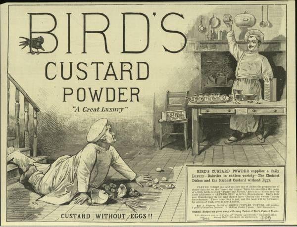 Vandaag is de Food Valley Expo 2013, volledig in het teken van bedrijvigheid en innovatie in de agrifoodsector. The Milk Story is natuurlijk van de partij!  Ook in 1837 waren ze al bezig met innovaties in voedsel. Alfred Bird's vrouw was allergisch voor eieren. Daarom ontwikkelde hij als eerste een vla zonder eieren. Bird's Custard is in de loop der tijd een waar fenomeen geworden in Engeland #ThrowBackThursday