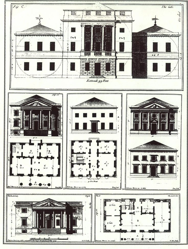 Manor House Drawing: 75 Best British Mansions (18th Century) Images On